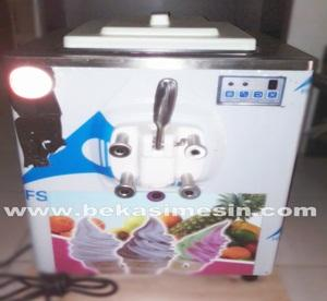 MESIN SOFT ICE CREAM 1 TUAS, MESIN SOT ICE CREAM BQ-108 FOMAC