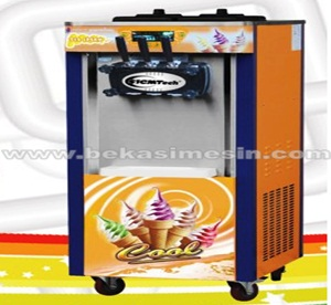MESIN SOFT ICE CREAM BJ-188, MESIN ICE CREAM STANDING